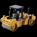 128x128 of Compactor CAT