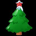 128x128 of tree
