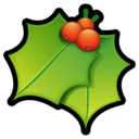 128x128 of Mistletoe