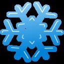 128x128 of Snow flake