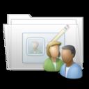 128x128 of User folder