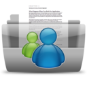 128x128 of MSN Conversations