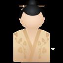 Kimono women beige
