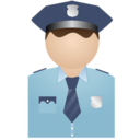 128x128 of Policeman no uniform