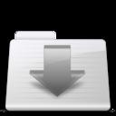 128x128 of Downloads Folder