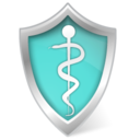 128x128 of Health care shield