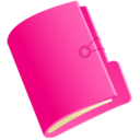 128x128 of Folder pink