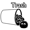 trash full