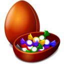 128x128 of Easter Egs
