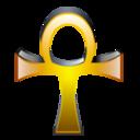 128x128 of Egyptian Cross