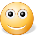 128x128 of Icontexto emoticons 03
