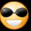 128x128 of Icontexto emoticons 06