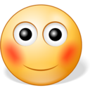 128x128 of Icontexto emoticons 09