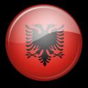 128x128 of Albania