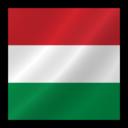 128x128 of Hungary flag
