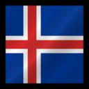 128x128 of Iceland flag