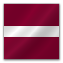128x128 of Latvia flag