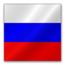 128x128 of Russia flag