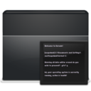 128x128 of 2 Folder Terminal
