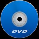 128x128 of DVD Blue