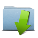 Folder Blue Download