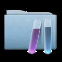 Folder Blue Experiences