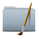 Folder Graphite Art