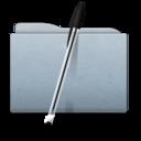 Folder Graphite Bic
