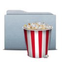 Folder Graphite Pop Corn