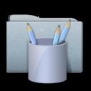 Folder Graphite Work