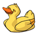128x128 of Duck