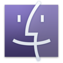 Finder Purple