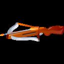 Harpoons rifle