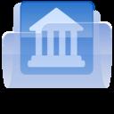 128x128 of Library Folder