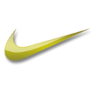 128x128 of Nike yellow