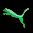Puma green logo
