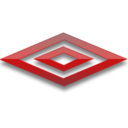 128x128 of Umbro red logo