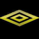 128x128 of Umbro yellow