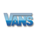 Vans blue logo