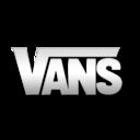 Vans white logo