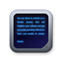 128x128 of Text