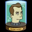 128x128 of William Shatner's Head