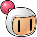 128x128 of Bomberman