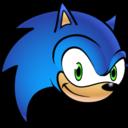 128x128 of Sonic