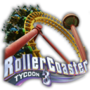 128x128 of Roller Coaster Tycoon 3