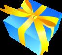 Gift Blue