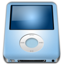 IPod Nano Baby Blue alt
