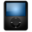 128x128 of IPod Nano Black