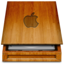 HD wood APPLE