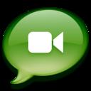 iChat groen
